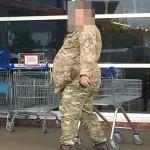 340斤士兵被英軍開除... 太胖打不動,英國部隊伙食太好了??