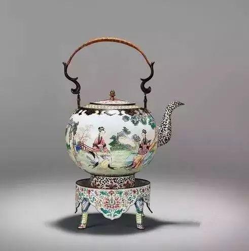中華文化太博大精深了,一把茶壺就能美到窒息!