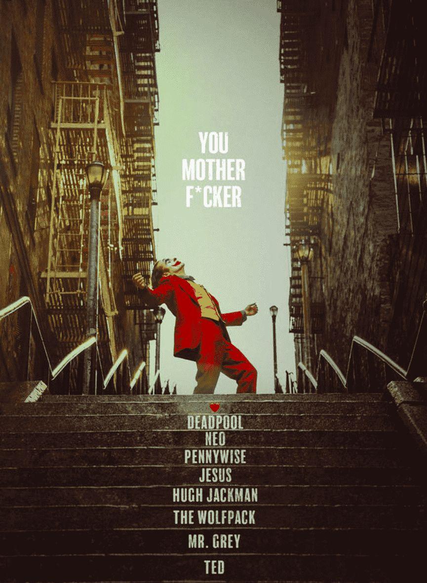 《小丑》创全球R级电影记录,但DC电影为何总是无缘中国内地?-97资源博客