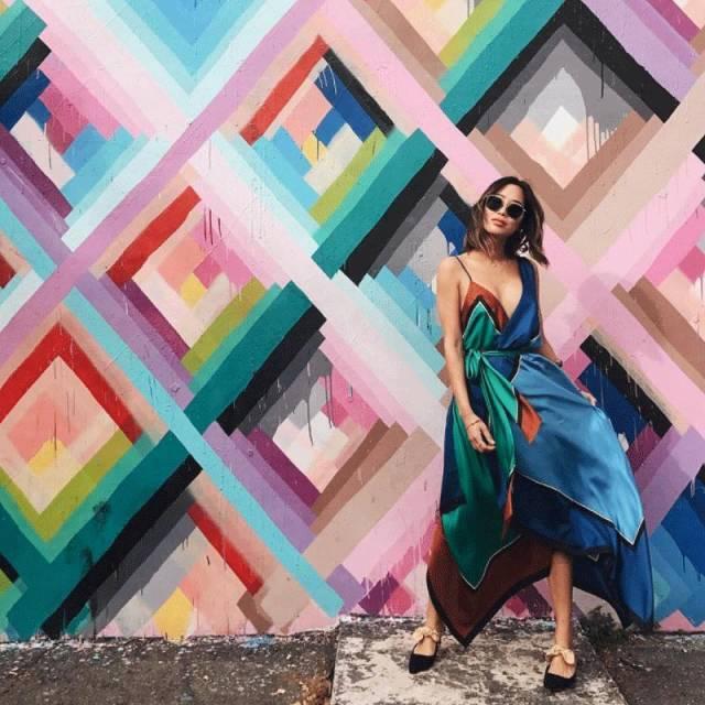 一「裹」成名!這條裙子,優雅時髦絕對讚!