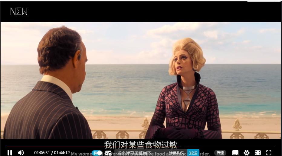 分享一个蓝光4K片源的观影网站「4K鸭」免费无广告聚合全网各类影视-盘仙人