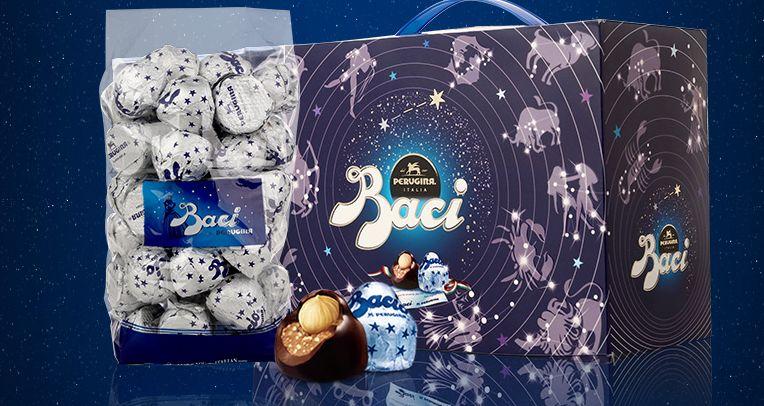 【聖誕告白小心機】¥118元!搶義大利進口國寶級品牌,Baci巧克力禮盒套裝!心形、愛之書本、歡樂熊、前世今生、星座5選1~ 撩妹招式 第32張