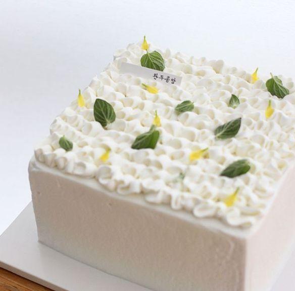68款韩式私房蛋糕图鉴,想要蛋糕卖的火,款式一定不能输!