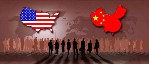 中美贸易战最新情况:中华民族站着把钱挣了!