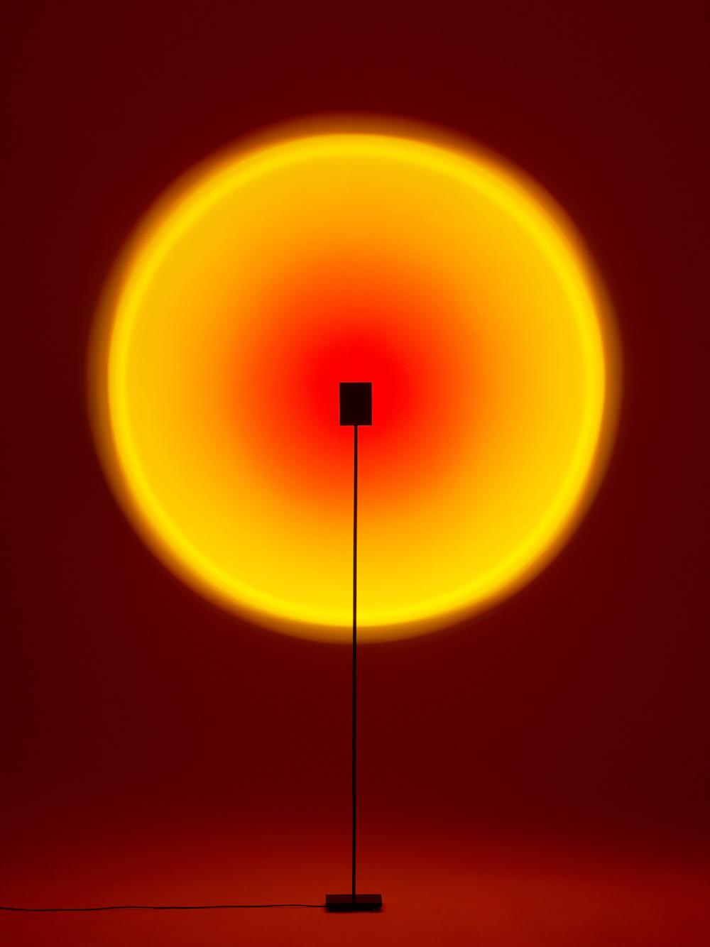 完美折射大自然的美:芭蕉灯、落日灯、月亮灯…打开一瞬间美呆