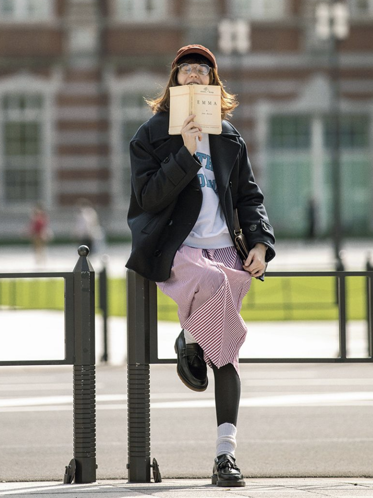 日系穿搭只知道优衣库?冬季灵感搭配,白菜价也能穿出千元高级感!