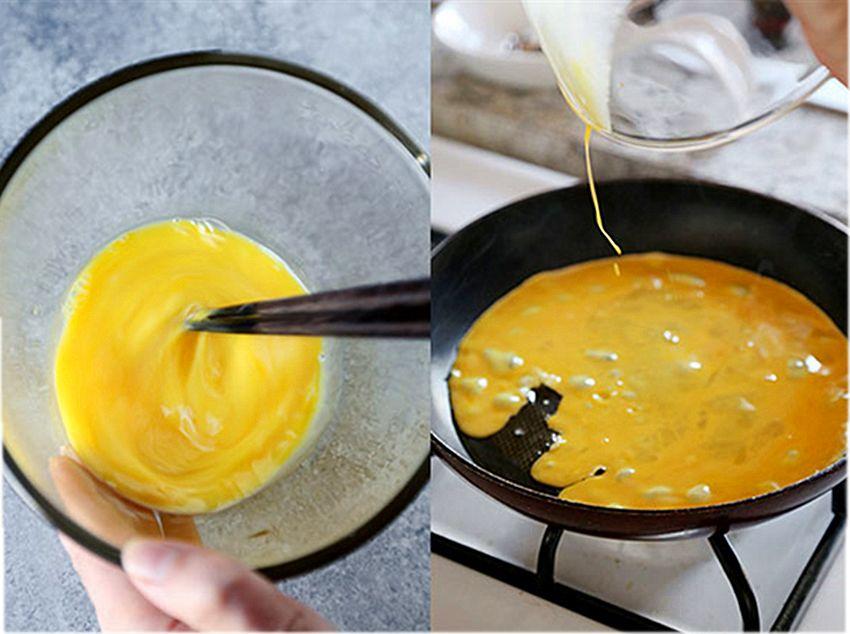 蛋炒饭到底是先炒饭还是先炒蛋?以前总做错,难怪老糊锅!