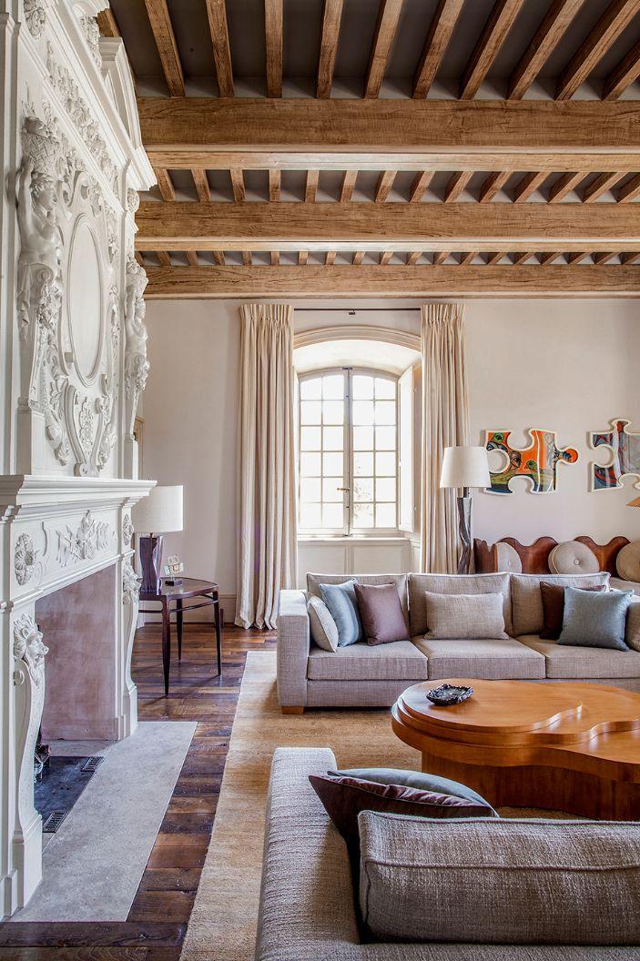 探秘国内外知名设计师的自宅,看看他们心里最舒适的的家如何设计吧