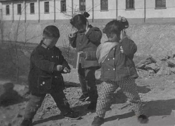 【老照片】山西50年前的春節竟是這樣的!太珍貴了!