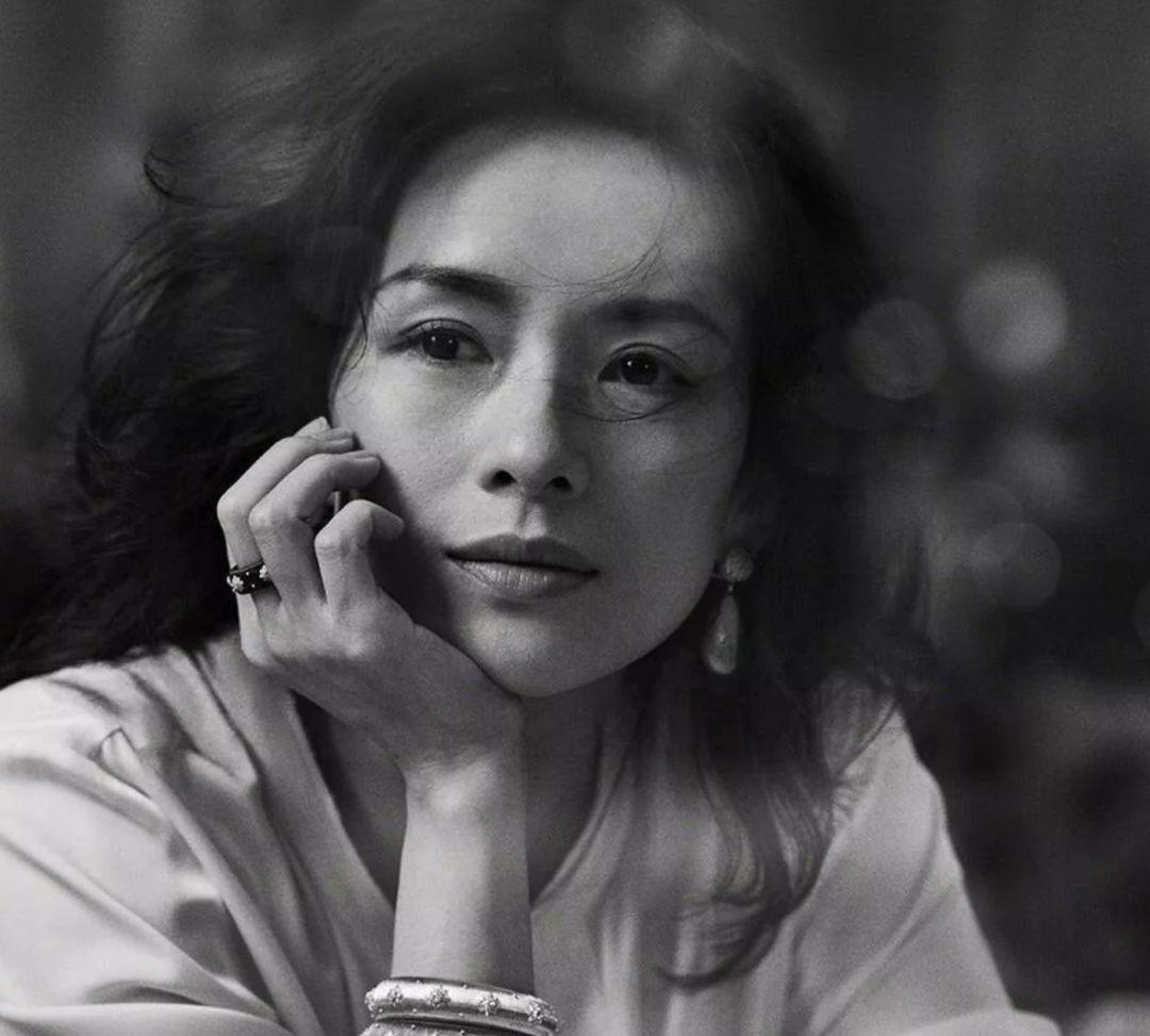 章子怡未ps照曝光:你滿臉皺紋的樣子真美!