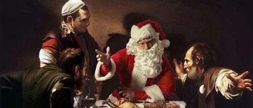 忏悔自己买了太多厕纸,你有见过这么搞怪的圣诞广告吗?