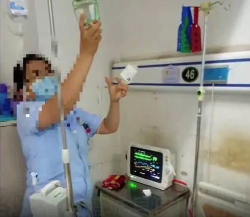 护士将药物输给老人,致患者死亡,这到底是谁惹的祸?  第1张