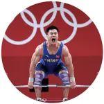 中国举重冠军国外爆火,堪比顶流!外网迷弟疯狂:永远的神!