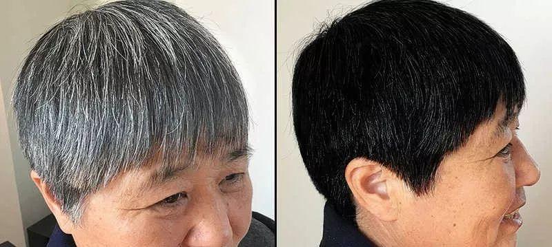 你的头发一根都不许掉!这款黑科技洗发皂,7天发量暴涨!同事亲测,20天浓密又乌黑!!